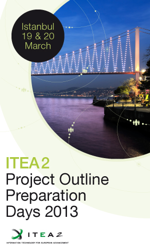 ITEA2 Project Outline 2013