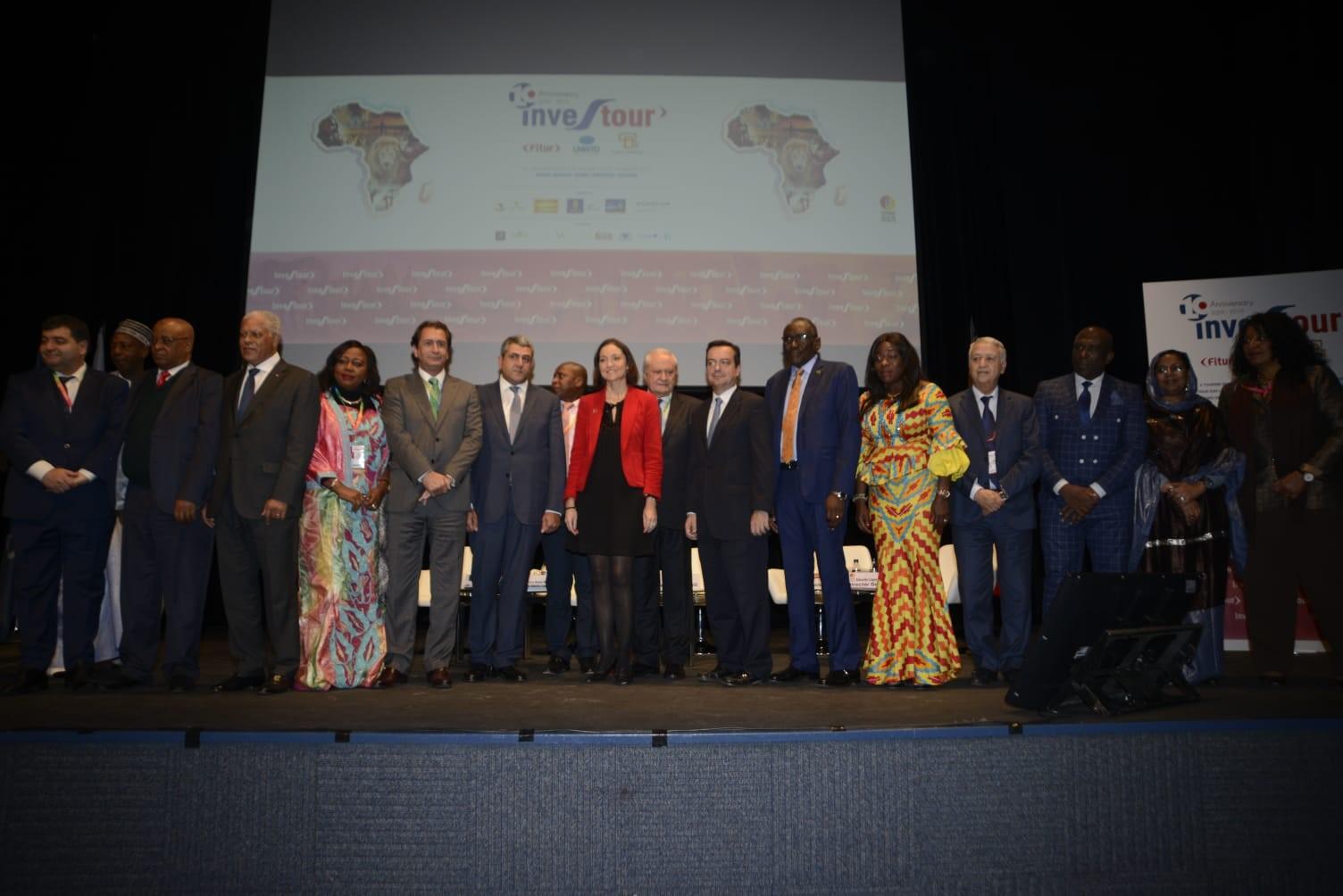 """Maroto ha señalado que """"España tiene la voluntad de liderar la agenda turística europea para África"""""""
